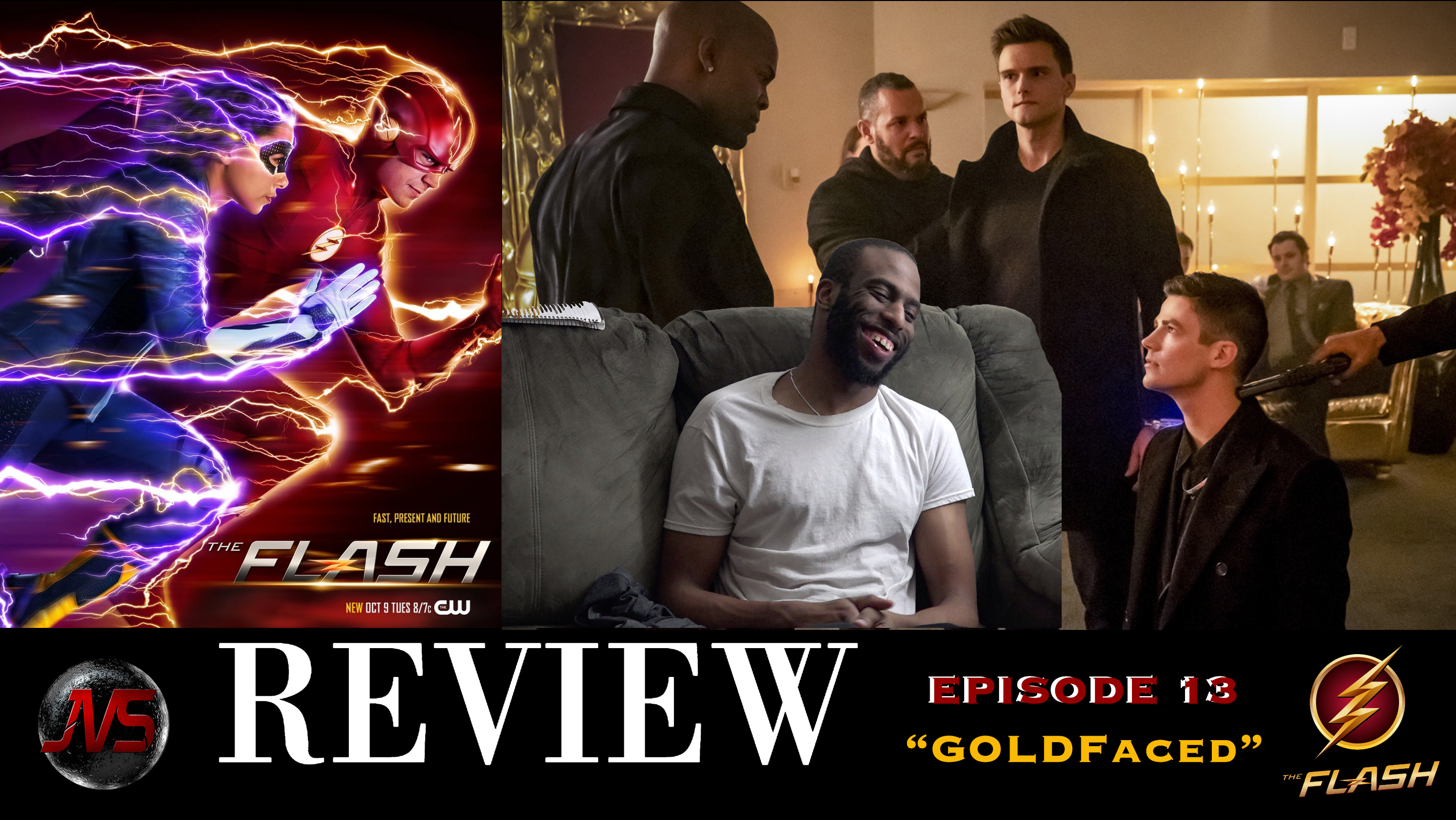 """GOLDFACED"""" 